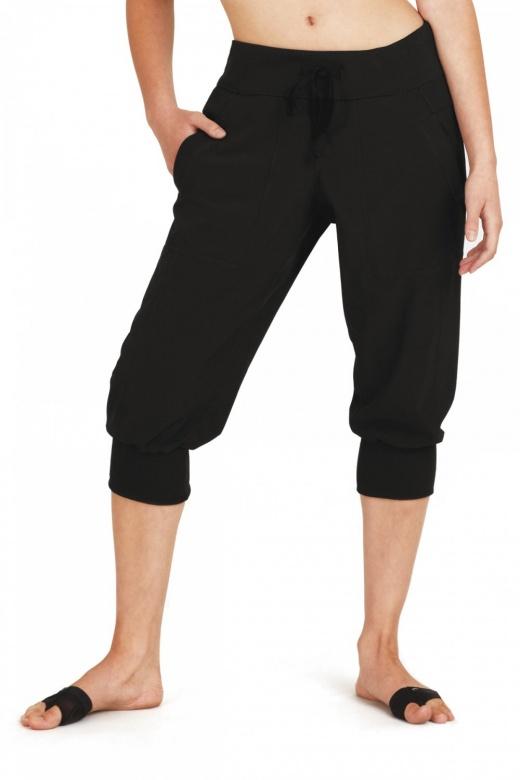Capezio Dance Active Studio Crop Trousers