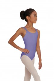 Double Strapped Children's Camisole Leotard