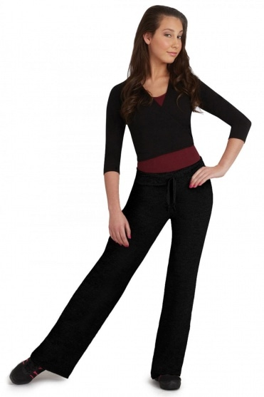 Capezio Flared Leg Lounge Pants