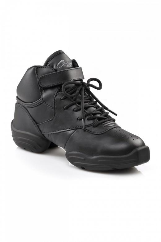 Capezio High Top Split Sole Dance Sneakers
