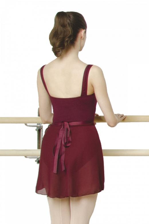 Capezio Ladies' Georgette Wrap Skirt