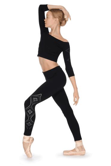 80b59e8ddc553 Capezio Women's Tights, Leggings & Shorts
