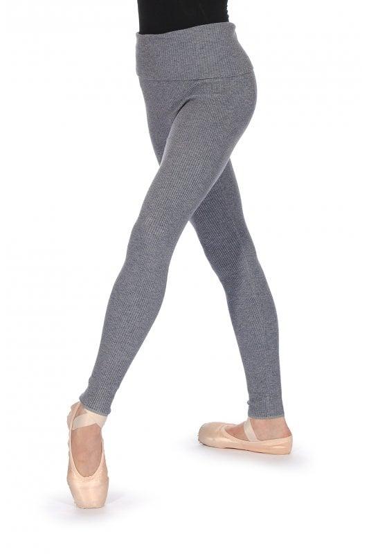 ec84aafe1fbbb Capezio Ladies' Sweater Leggings | Grey Close Fit Pants (I-11382W)
