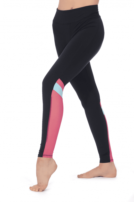 Capezio Multi Panel Leggings