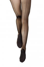 Professional Fishnet Tights with Rhinestones