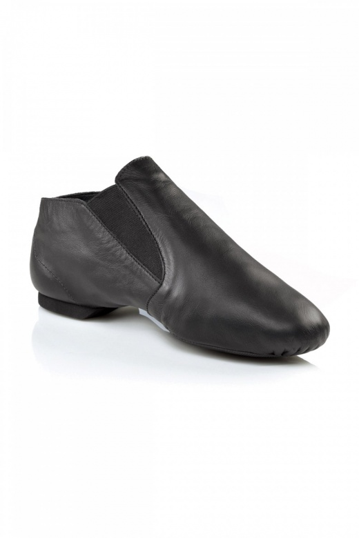 Capezio Split Sole Slip On Jazz Shoes