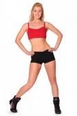 Capezio Women's Cotton Boy Shorts