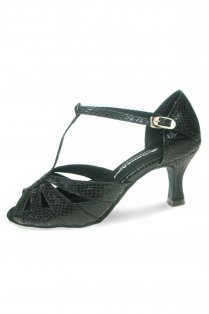Catania Ladies Ballroom Shoes