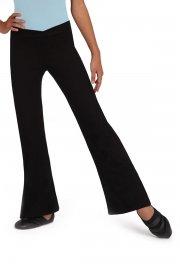 Children's Low Rise Cotton Jazz Pants