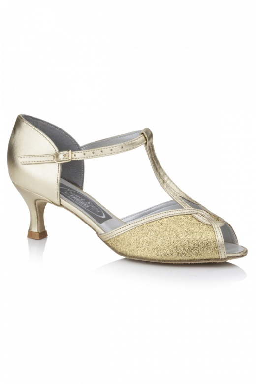 Freed of London Citrine Ladies Ballroom Shoes
