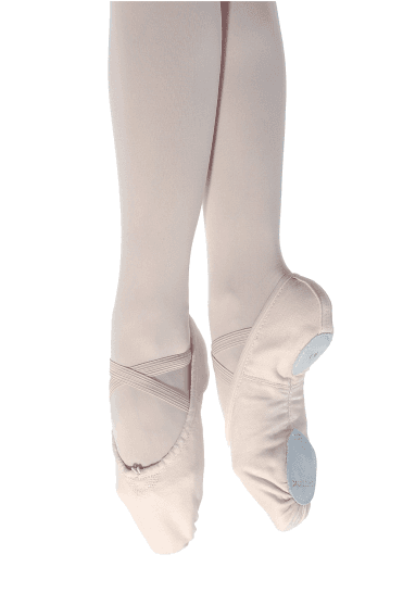 Cobra Canvas Ballet Shoes