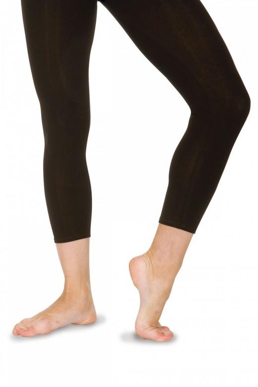 Roch Valley Cotton Calf Length Leggings