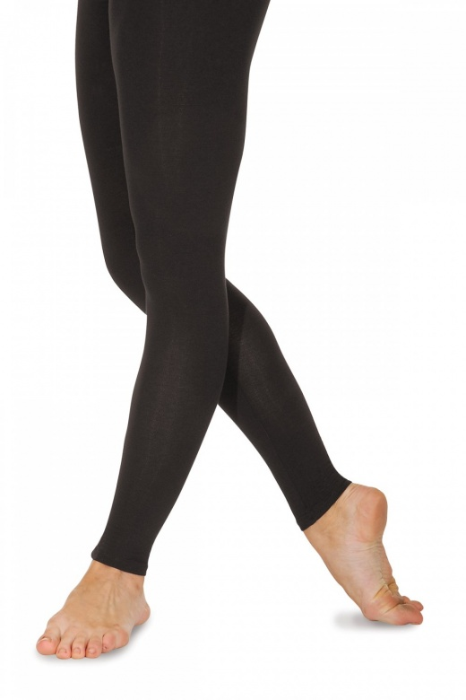 Roch Valley Cotton Footless Tights