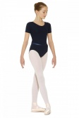 Roch Valley Cotton Jeanette Short Sleeve Exam Leotard