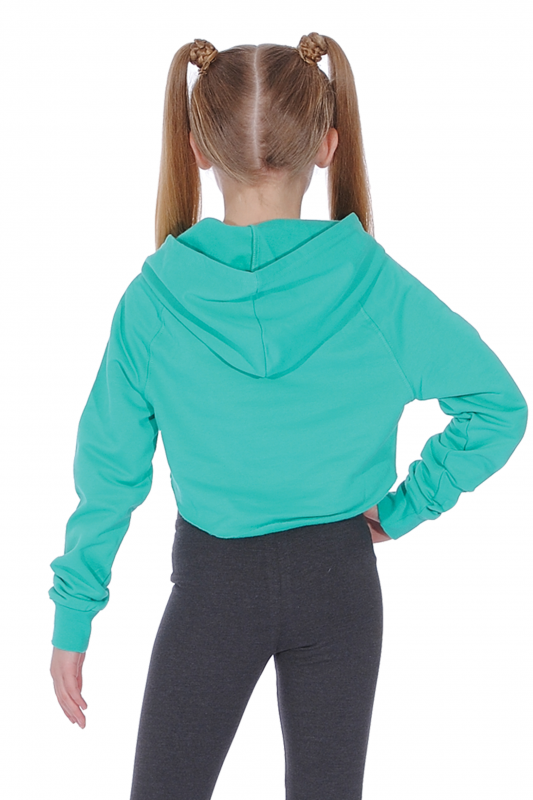 pineapple crop hoodie dancewear central quality brands