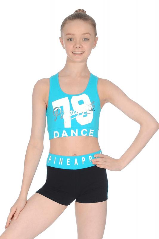 9731c1f7018a76 Pineapple Girls  Crop Top