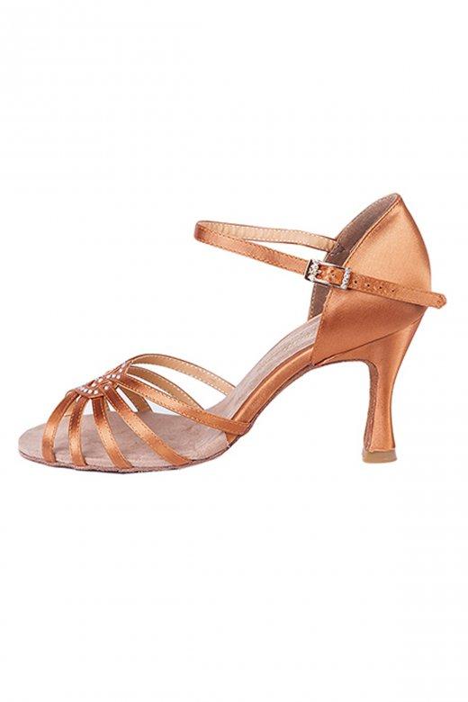Electric Ballroom Daisy Diamante Ballroom Shoes