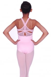 Daisy Racer Back Leotard