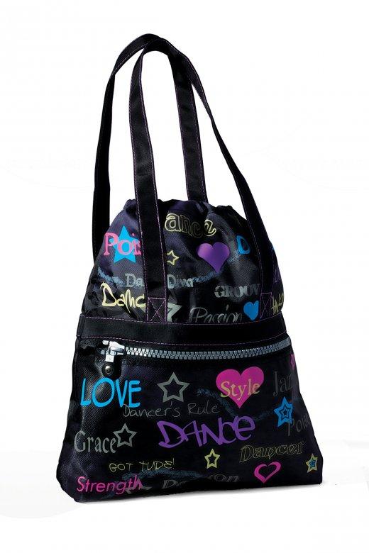 Danshuz Dance Attitude Tote Bag