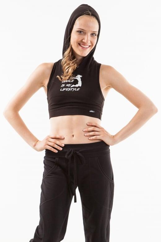 Sansha Dance Hooded Lifestyle T-Shirt