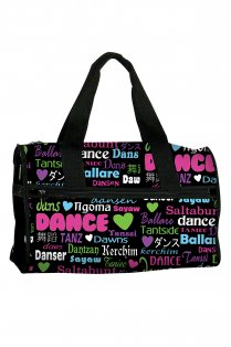 Dance International Duffel Bag