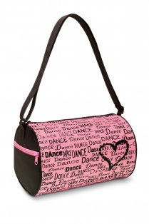 Dance is in my Heart Duffel Bag