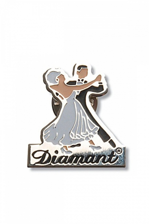 Diamant Dance Pin