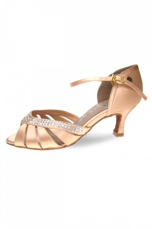 DanceAmo Milano Ladies' Ballroom Shoes