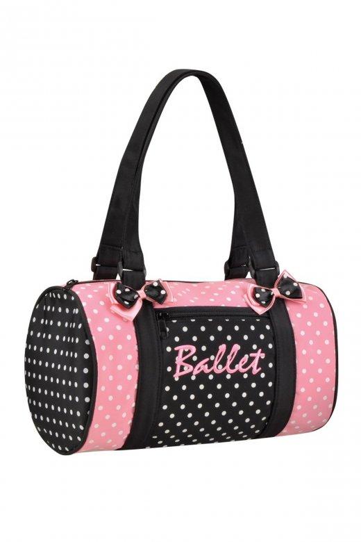 Danshuz Dancin' Dots Ballet Duffel Bag