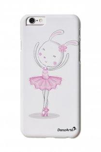 Dancing Bunny iPhone 6 Case