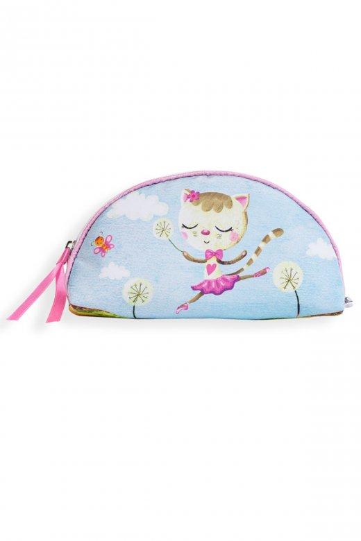 Danzarte Dancing Cat Makeup Bag