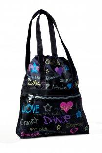 Dance Attitude Tote Bag
