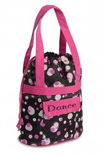 Dance For Dots Cinch Bag