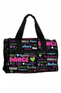 Dance International Duffel Bag
