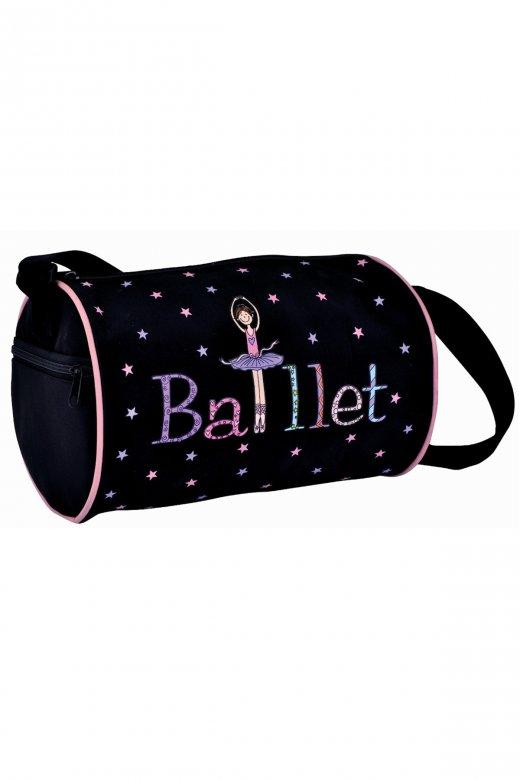 Danshuz Geena Ballerina Roll Duffel Bag
