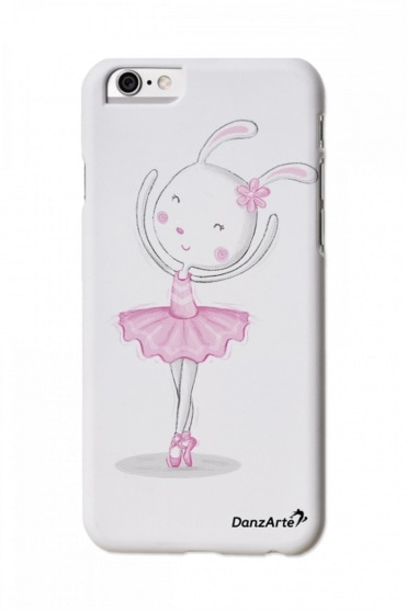 Dancing Bunny iPhone 6 Case