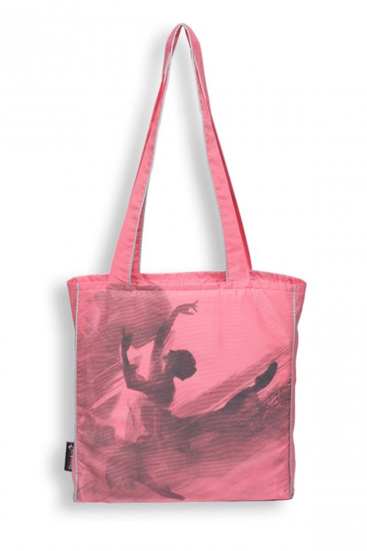 Danzarte Medium Tote Bag with Reflective Stripe