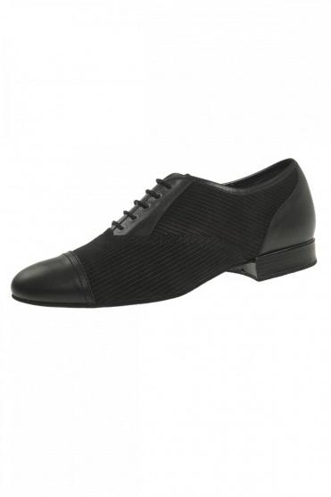 Men's Pinstripe Ballroom Shoes
