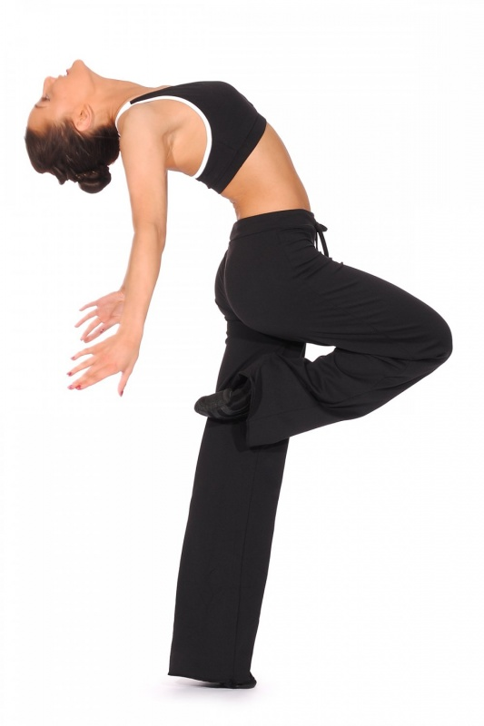 wide leg dance pants - Pi Pants