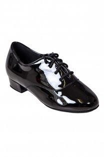 Alfie Boys PU Ballroom Shoes