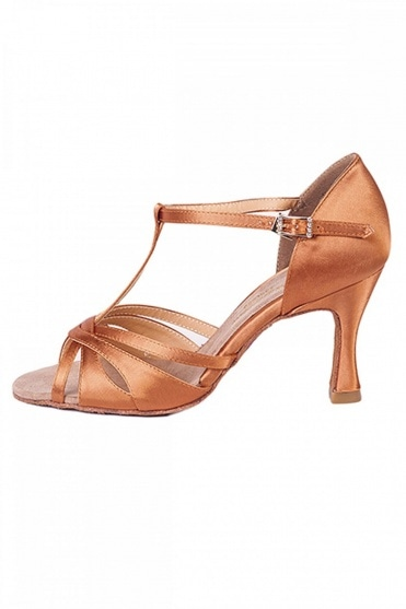 Lily High T-bar Ballroom Shoes