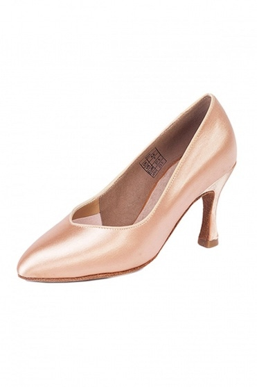 Rose High Court Ballroom Shoes