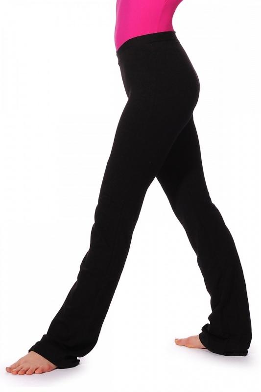 Encarte P3618R V front jazz pants from Bloch | Dancewear ...