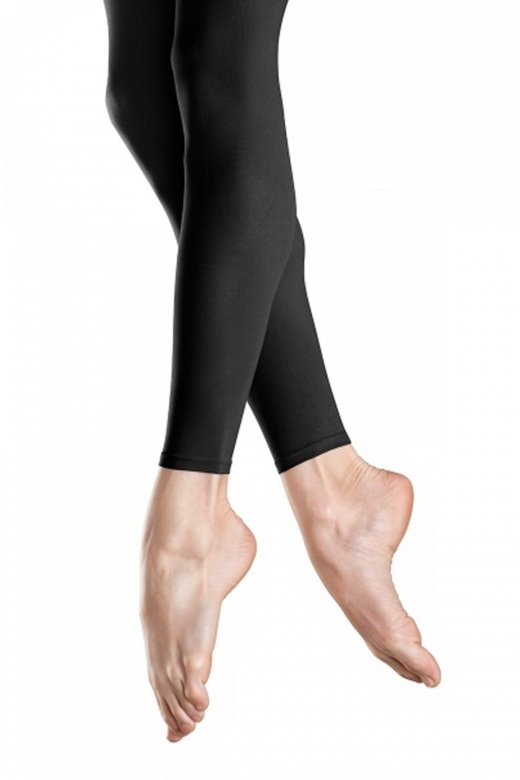 Bloch Endura Footless Dance Tights