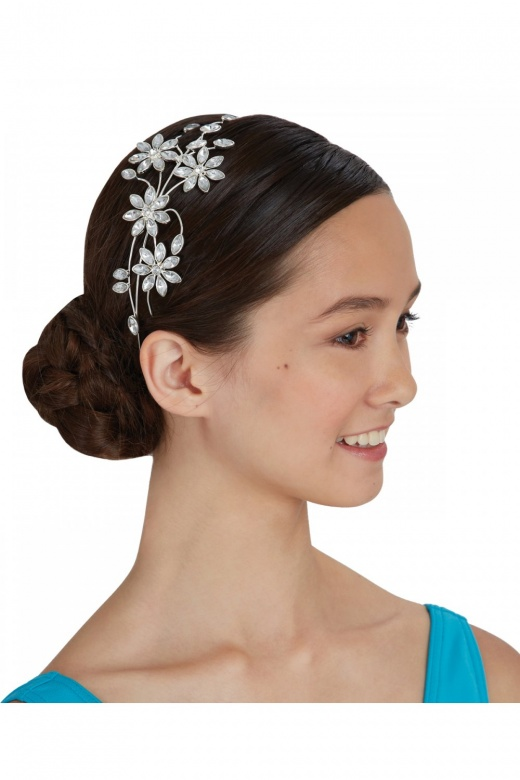Bunheads Flower Headband