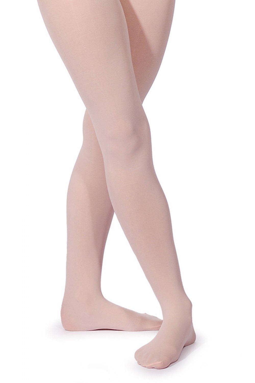 Tendu Pink Footed Ballet Tights Dance Dancewear