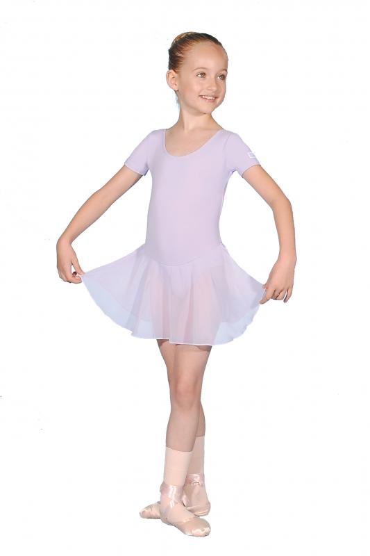 843294f79cfff8 Freed of London Freya Girls' Skirted Leotard | Dancewear Central