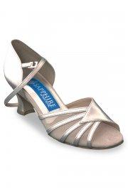 Fuchsia Social Sandals