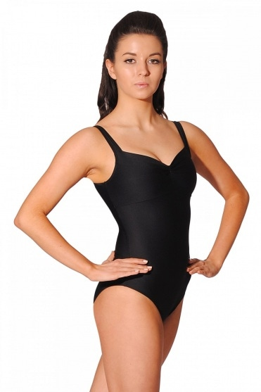 Galate Microfibre Leotard