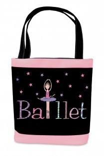 Geena Ballerina Tote Bag
